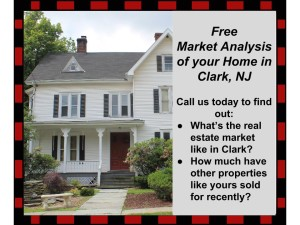 FREE market analysis of clark