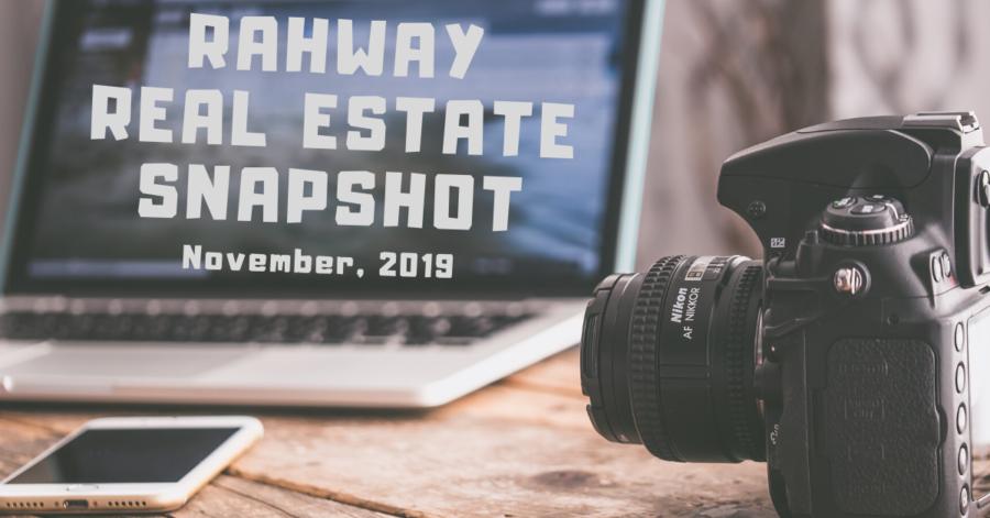 rahway Real Estate snapshot