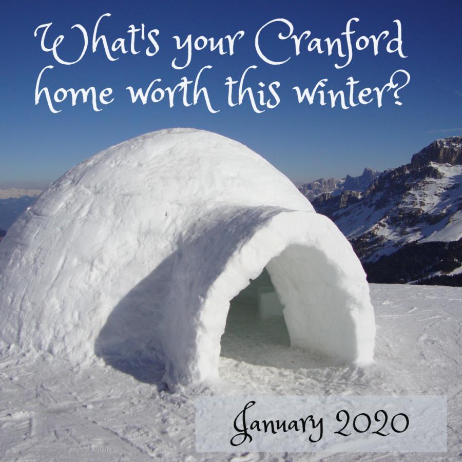 cranford real estate market report january 2020
